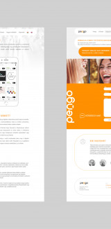 Pengo Weboldal